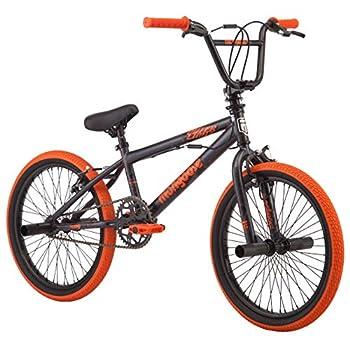 Mongoose 2019 20  Outerlimit BMX Bike Dark Grey/Orange
