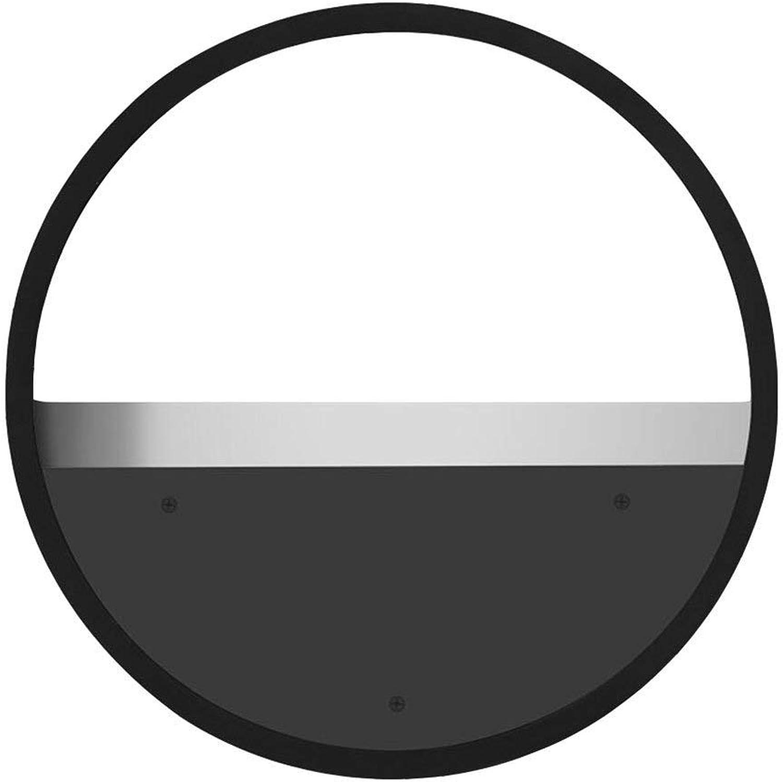 Willesego Einfache Schwarze Wanddekoration Kreative Runde Anhnger Wandbehang Restaurant Grüne Pflanze Korb Wohnzimmer Wand Topf Wand Blaume (gre  20  5 cm) (Farbe   -, Gre   30  5cm)
