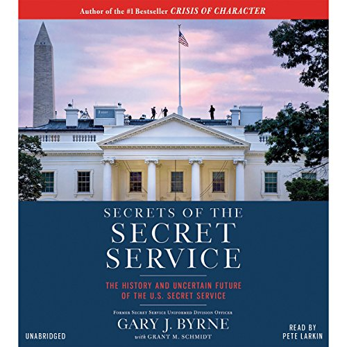 Secrets of the Secret Service audiobook cover art