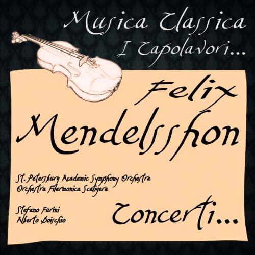 St. Petersburg Academic Symphony Orchestra, Stefano Furini, Alexander Dmitriev, Alberto Boischio