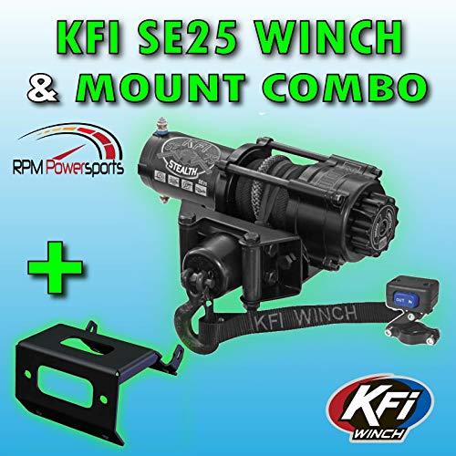 honda rancher 420 winch kit - 4