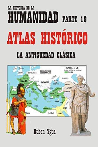 ATLAS HISTORICO DE LA ANTIGÜEDAD
