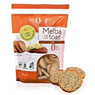 Low Carb Melba Toast (PLAIN) 4oz