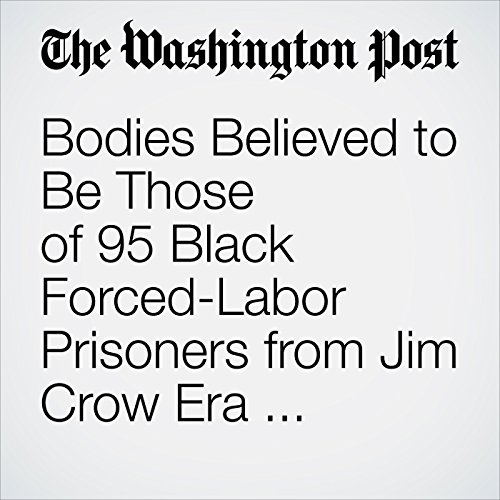 Bodies Believed to Be Those of 95 Black Forced-Labor Prisoners from Jim Crow Era Unearthed in Sugar Land After One Man's Quest copertina