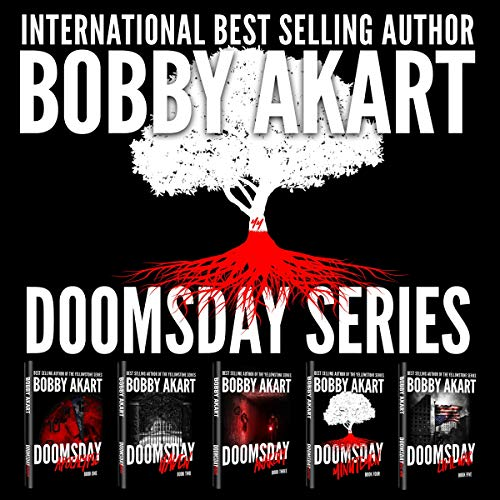 Doomsday Series Boxed Set cover art