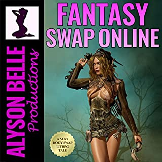 Fantasy Swap Online, Book 1                   By:                                                                                                                                 Alyson Belle                               Narrated by:                                                                                                                                 J. J. Jenness                      Length: 3 hrs and 1 min     120 ratings     Overall 4.2