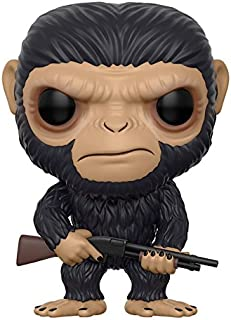 Funko POP Movies War for The Planet of The Apes Caesar Action Figure