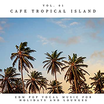 Cafe Tropical Island - EDM Pop Vocal Music For Holidays And Lounges, Vol.01