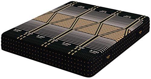 X-Bio Copper (plaza y media, 120 x 190 cm, colchón de espuma viscoelástica)