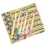 Zoom IMG-1 spazzolino bamboo eco friendly bambini