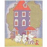 Ekelund Moomin House Throw Blanket