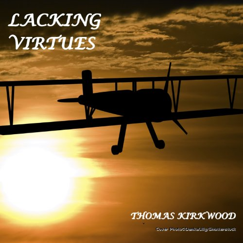 Lacking Virtues audiobook cover art