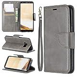 Cas de téléphone de haute qualité Étui pour Samsung Galaxy S8 Portefeuille Multifonctionnel...