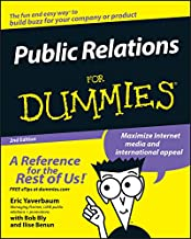 Best public relations for dummies 2nd edition Reviews