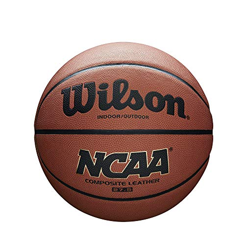 Read About Wilson NCAA Composite Basketball, Youth - 27.5