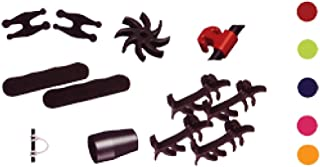 Precision Shooting Equip PSE Color Kit Red Color Dampers