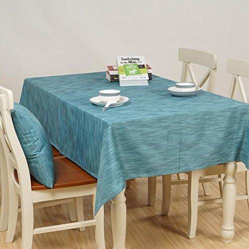 Accueil Nappe Imperméable Tissu Table Simple Tissu Café ( couleur   A3 , taille   140180cm )