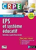EPS - Système éducatif - Oral 2019 - Préparation complète - CRPE