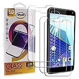 Guran 4 Paquete Cristal Templado Protector de Pantalla para ARCHOS Access 50 S Smartphone 9H Dureza Anti-Ara?azos Alta Definicion Transparente Película