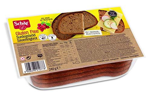 Schär Sauerteigbrot glutenfrei 240g, 5er Pack