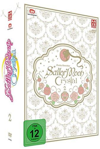 Sailor Moon Crystal - Staffel 2 - Vol.1 - Box 3 - [DVD] mit Sammelschuber