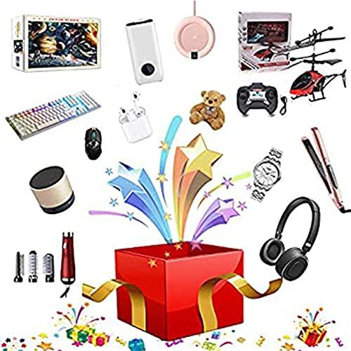 Lucky Box, Blindbox, Mystery Box voor elektronische producten, geschenkverrassingsdoos, willekeurige stijl, uitstekende prijs-kwaliteitverhouding, voor het eerst geserveerd