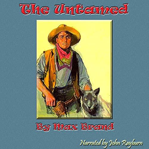 Couverture de The Untamed