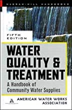 Water Quality & Treatment Handbook