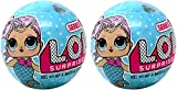 LOL Surprise Lil Outrageous Littles Series 1 Mermaids LOT of 2 Mystery Packs