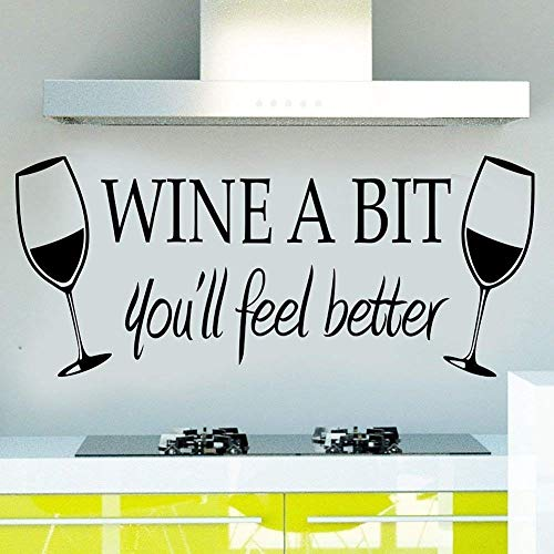 Wine Wall Stickers