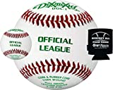 Diamond Sports Rods Practice Baseballs Leather DOL-1 Blem, 3 Dozen (36 Balls) with Rods Insolated Can Sleeve
