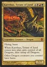 Magic: the Gathering - Karrthus, Tyrant of Jund - Alara Reborn