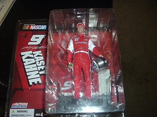 Kasey Kahne Dodge NASCAR McFarlane Series 4 six inch action figure
