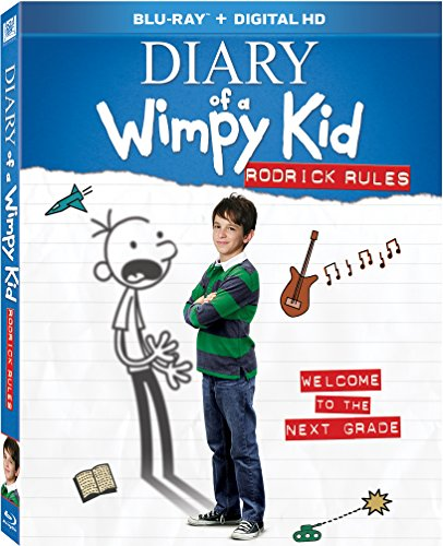 Diary Of A Wimpy Kid 2 [Blu-ray]