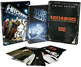 The Hitchhiker's Guide To The Galaxy - Giftpack [DVD] [2005] by Martin Freeman