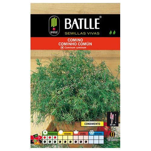 Graines Aromatiques Batlle - Cumin (7g)