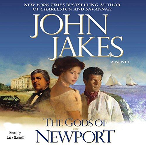 Gods of Newport cover art