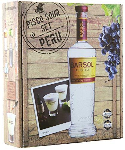 Barsol Pisco Sour Set Peru (1 x 1 l)