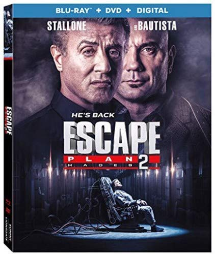 Escape Plan 2 [Blu-ray]