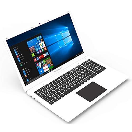 bon comparatif Thomson NEO17C-8WH1T – Ordinateur portable blanc 17,3 pouces – Windows 10 – Processeur Intel Celeron -… un avis de 2021