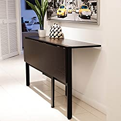 MIX Folding Dining Table, Espresso