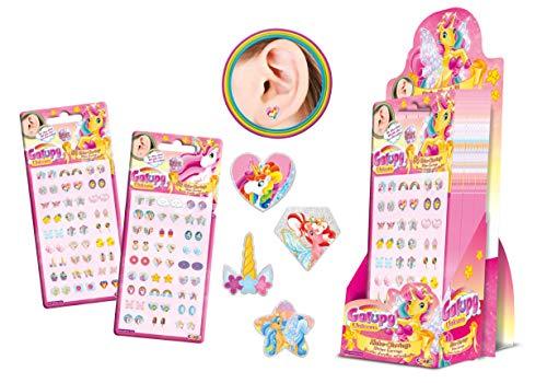 Craze 54 stuks. GALUPY UNICORN 22559 3D-sticker.