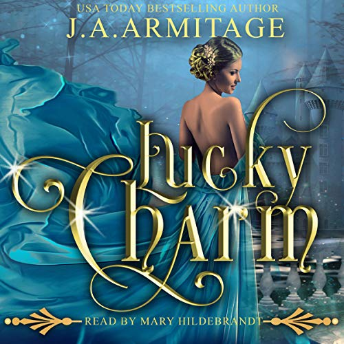 Lucky Charm audiobook cover art