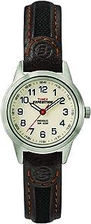 Timex Orologio da Polso, Quadrante Analogico, Cinturino in Pelle T41181