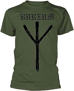 T Shirt Rune Band Logo Nuevo Oficial De Los Hombres