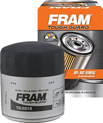 FRAM TG3614 Tough Guard Passenger Car Spin-On Oil Filter
