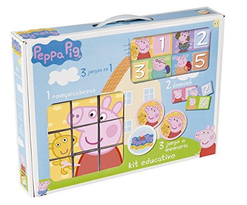 Cefa Toys- Peppa Pig Puzzle, Color (88234)