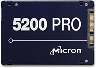 "Micron 5200 PRO 960GB 2.5"" SATA3 6Gbps 2DWPD SSD 3D TLC NAND 540R/520W MB/s 95K/32K IOPS 7mm Server Data Centre 3 Mil hrs ..."