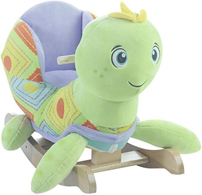 Rockabye Sammie Sea Turtle Ride On by Rockabye