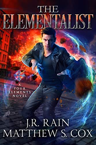 The Elementalist by J.R. Rain & Matthew S. Cox ebook deal